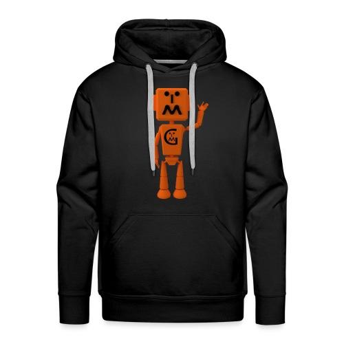 Myzbot Waving - Men's Premium Hoodie