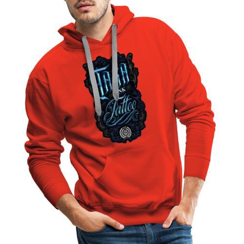 Taka Ink Tattoo - Sweat-shirt à capuche Premium pour hommes