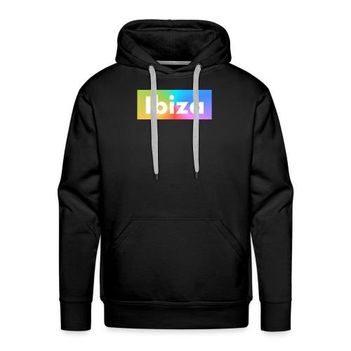 IBIZA Color - Men's Premium Hoodie