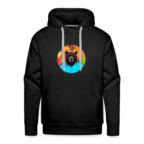 Bear Necessities - Men's Premium Hoodie
