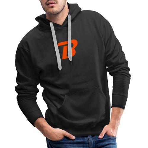 BarancoYT Logo - Männer Premium Hoodie