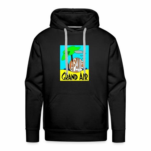 Grand-Air - Sweat-shirt à capuche Premium pour hommes