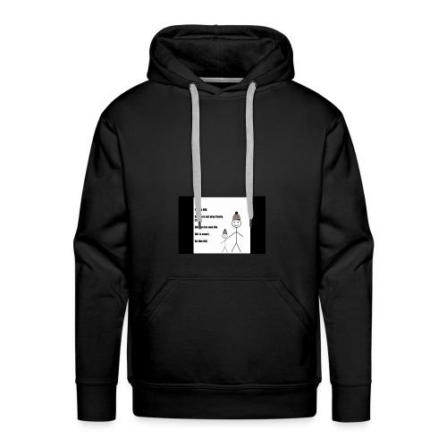Be like BILL - Men's Premium Hoodie
