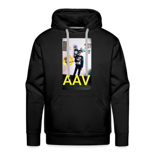 Adam Ali Vlogs Design 1 - Men's Premium Hoodie