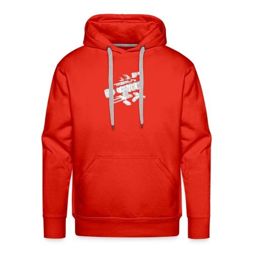 VivoDigitale t-shirt - RED - Felpa con cappuccio premium da uomo