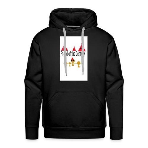amigo del siglo - Sudadera con capucha premium para hombre