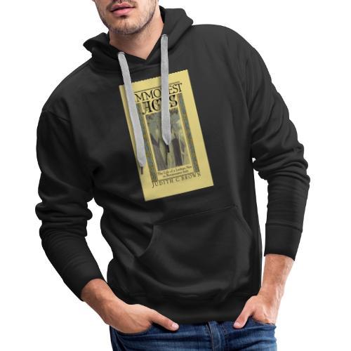acts - Sudadera con capucha premium para hombre