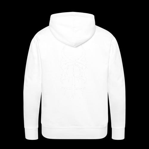 HDKsystem - Sweat-shirt à capuche Premium pour hommes