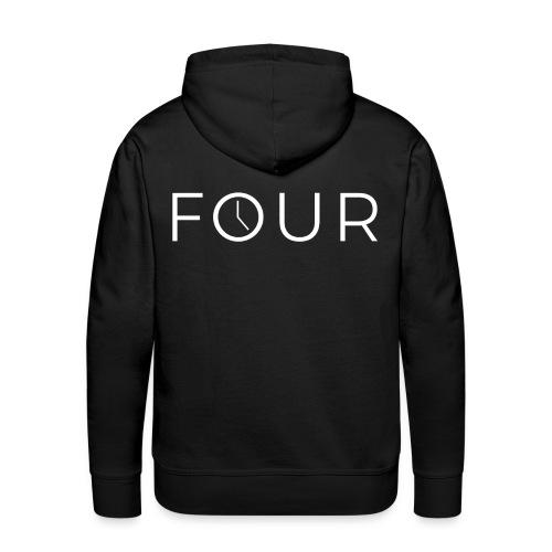 four7 png - Men's Premium Hoodie