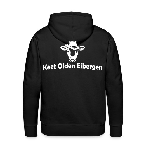 keet logo - Mannen Premium hoodie