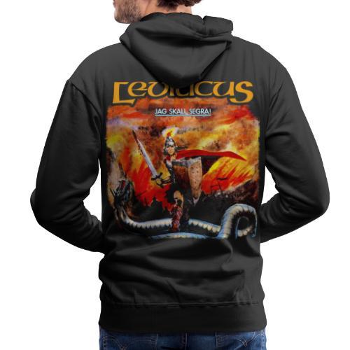 Leviticus - Jag ska segra - Men's Premium Hoodie