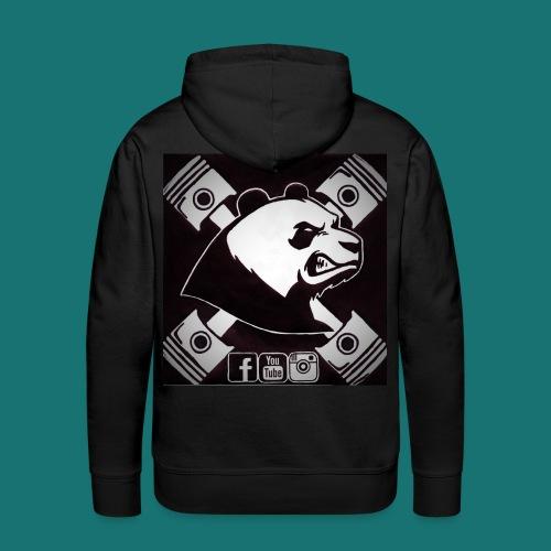 IMG_NEW - Mannen Premium hoodie