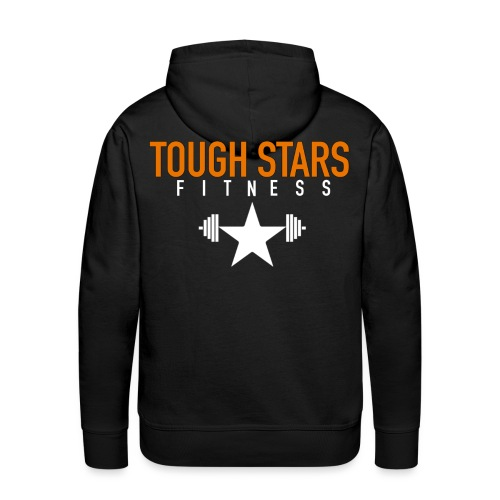 Tough Stars - Men's Premium Hoodie
