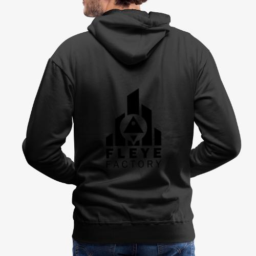 FLEYE FACTORY - Herre Premium hættetrøje