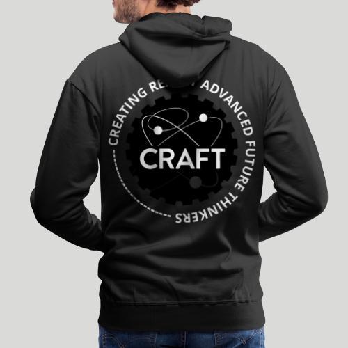 CRAFT - Herre Premium hættetrøje