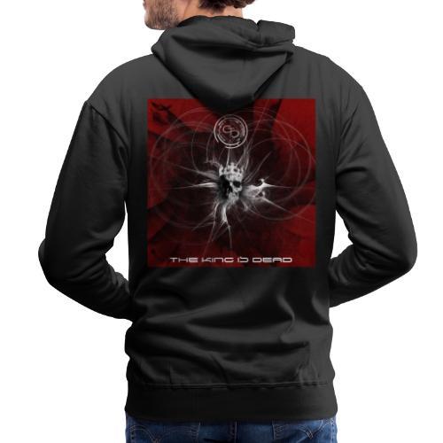 Connect The Circle - The King Is Dead - Premium hettegenser for menn