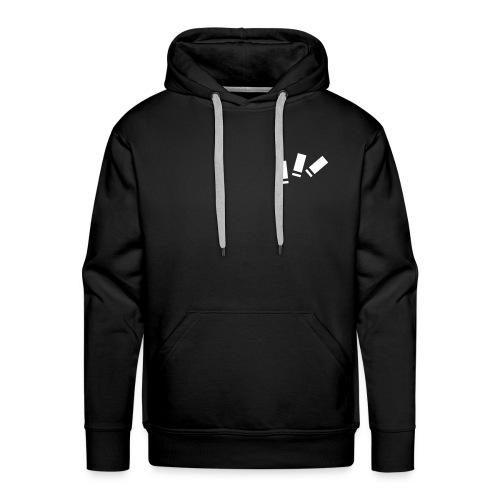 Urban Terror bullets - Mannen Premium hoodie