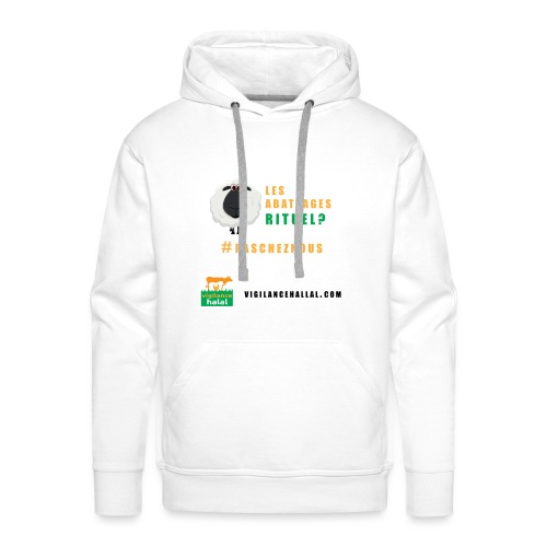 rituels - Sweat-shirt à capuche Premium pour hommes