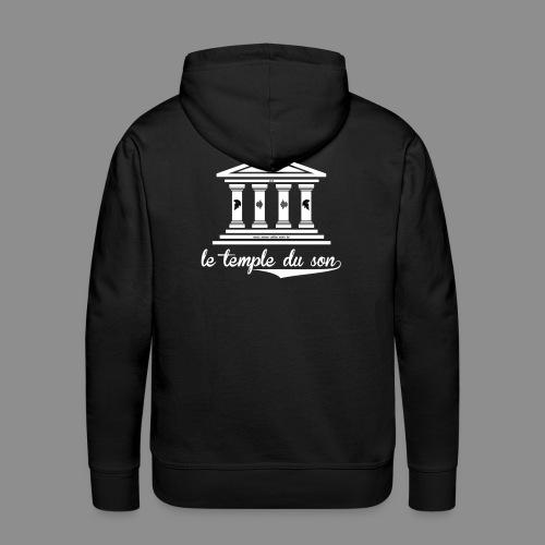 The Classic Collection Temple - Men's Premium Hoodie