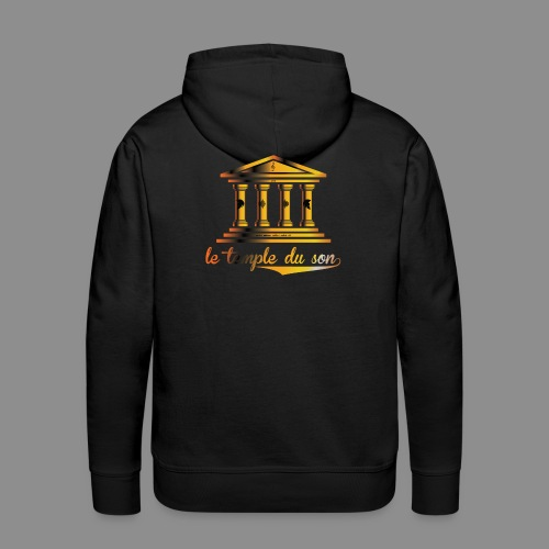 This is Gold - Limited Edition - Men's Premium Hoodie