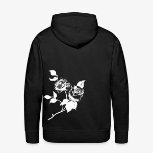 roses home made - Men's Premium Hoodie