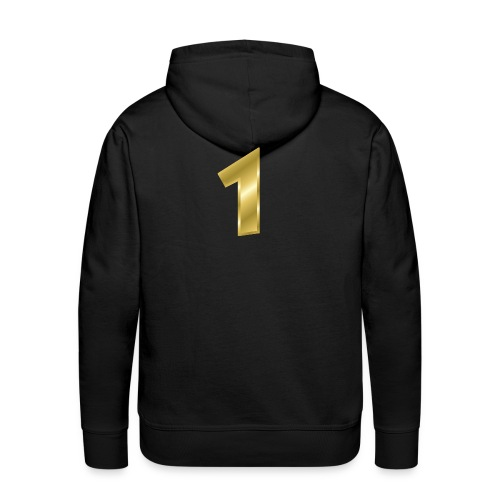 nummer 1 - Männer Premium Hoodie
