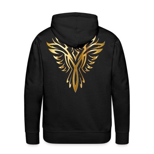 phoenix gold ultimate - Men's Premium Hoodie