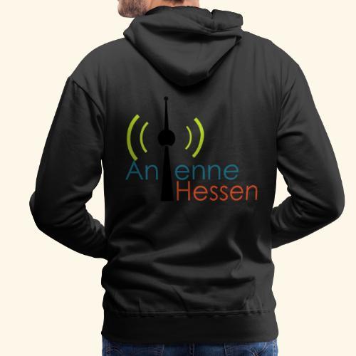 Antenne Hessen - Männer Premium Hoodie