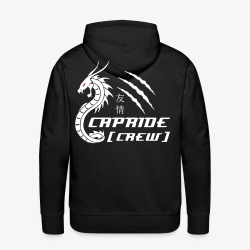 CaprideLogo - Männer Premium Hoodie