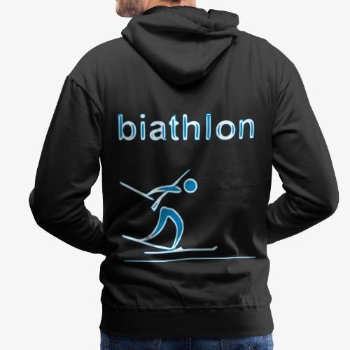 biathlon Winter Games 2reborn - Männer Premium Hoodie