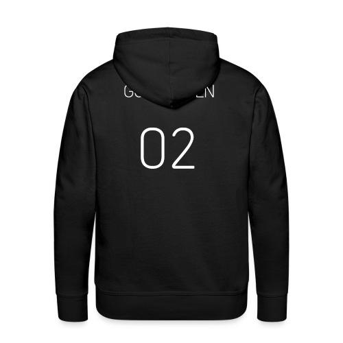 gunnarsen 02 - Herre Premium hættetrøje