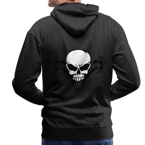 Design 1 - Männer Premium Hoodie