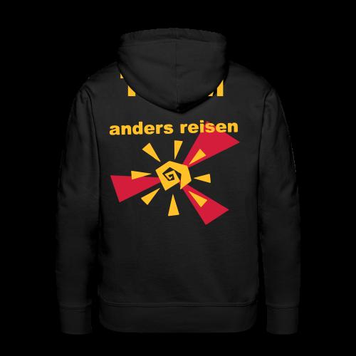 AndersReisen Teamer - Männer Premium Hoodie
