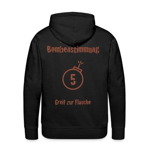 Bombenstimmung - Männer Premium Hoodie