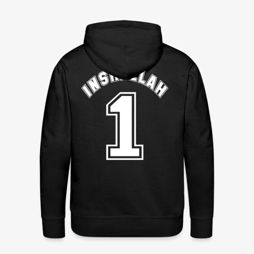 Inshallah - Männer Premium Hoodie