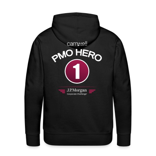 PMO Hero - Männer Premium Hoodie