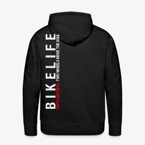 TWO WHEELS MOVE THE SOUL - Men's Premium Hoodie