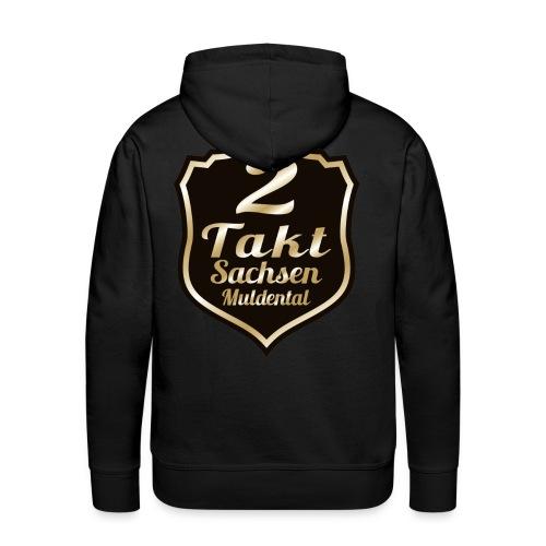 2 Takt Sachsen/ Muldental Merchandising - Männer Premium Hoodie