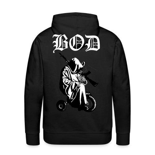 Logo des Gamer Clans Brotherhood of Darkness - Männer Premium Hoodie