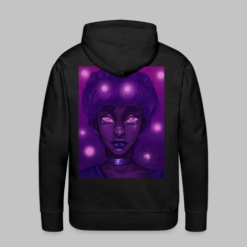 Princesse mystique - Sweat-shirt à capuche Premium pour hommes