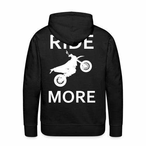Ridemore - Männer Premium Hoodie