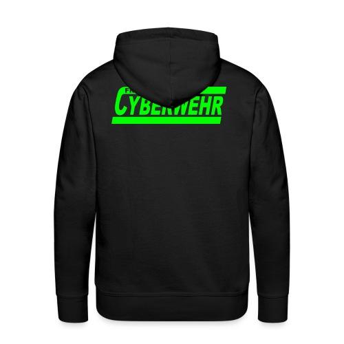 Cyberwehr Dienstkleidung - Männer Premium Hoodie