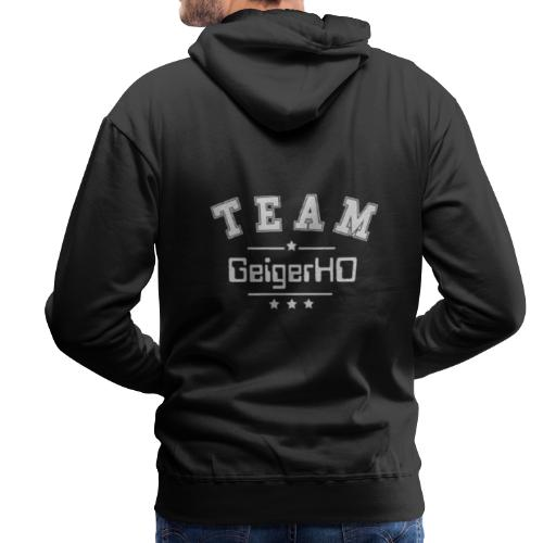 TEAM GeigerHD - Männer Premium Hoodie