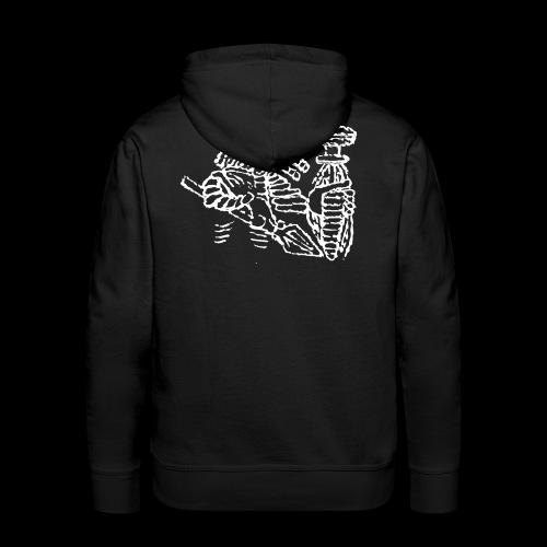 Ulfhedinn - Wolf Warrior - Men's Premium Hoodie