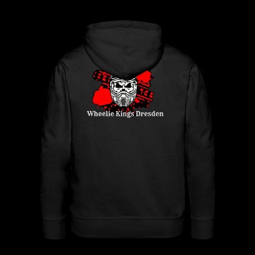 WheelieKingsDresden Hoddie - Männer Premium Hoodie