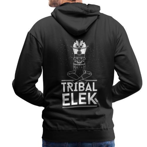 Tribal Elek 2017 - Sweat-shirt à capuche Premium pour hommes