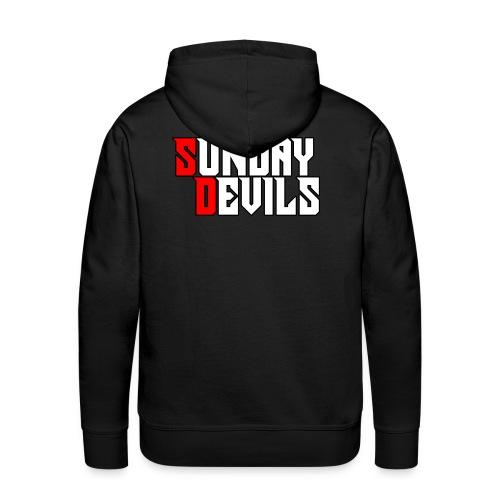 SundayDevils - Mannen Premium hoodie