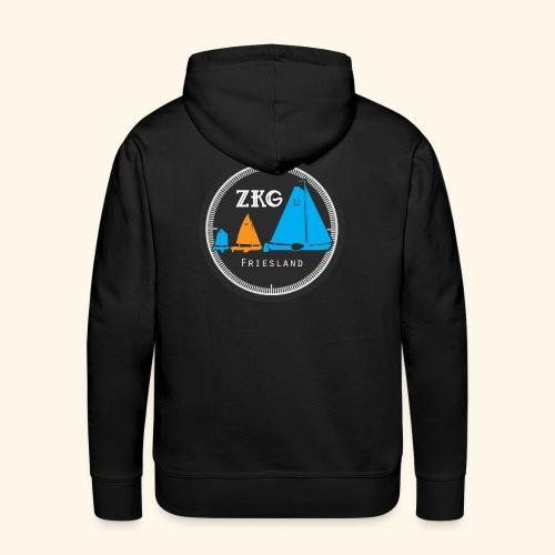 ZKGFriesland - Mannen Premium hoodie