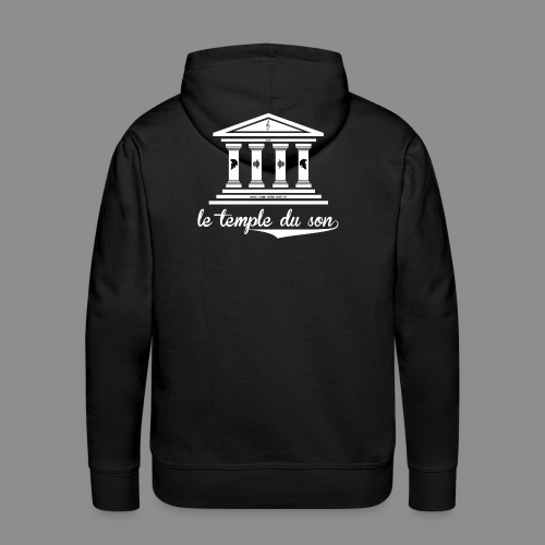 The Classic Collection Temple - Men's Premium Hoodie