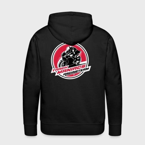 Trackmaniacs Racingteam Emblem - Männer Premium Hoodie